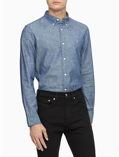 Camisa-The-Cotton-Chambrey-Shirt