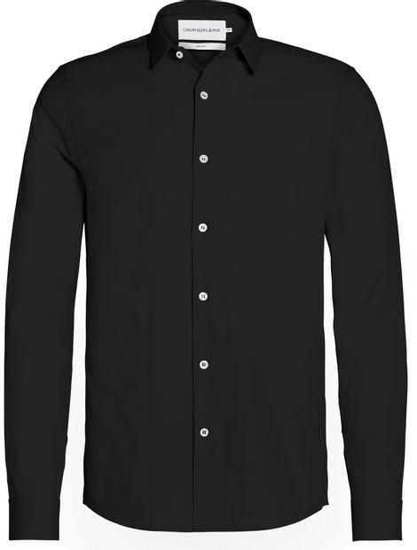Camisa-Ck-Slim-Stretch-Shirt