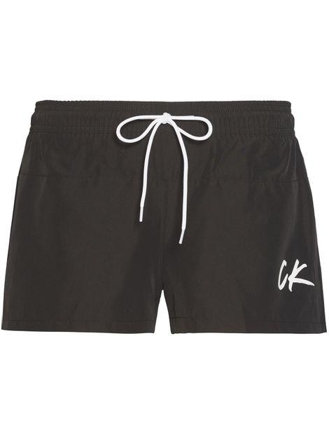 Shorts-de-playa-de-poliester-reciclado---CK-Wave