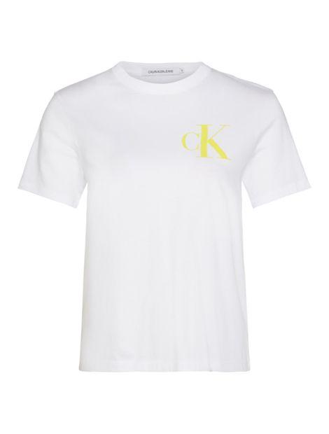 Camiseta-slim-de-algodon-organico-con-logo