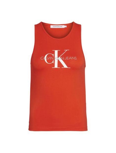 Camiseta-de-tirantes-cropped-con-logo